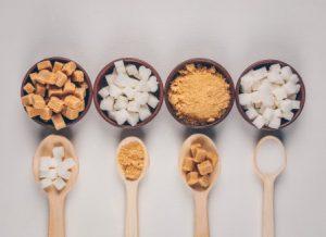 انواع قند و شکر